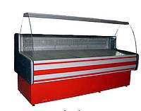 Холодильная витрина среднетемпературная ВХСК ПАЛЬМИРА 2.0