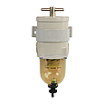 Фильтр сепаратор дизельного топлива с подогревом для грузового транспорта, спецтехники, сельхозтехники, фото 3