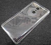 Чохол для Xiaomi Redmi Note 4X прозорий силіконовий