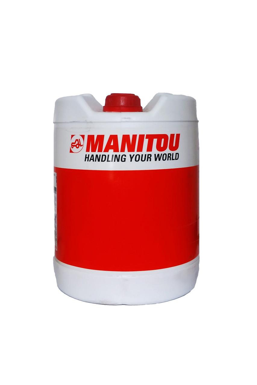 582297 Масло гидравлическое (20 л) MANITOU ISO VG 46 HYDRAULIC OIL Manitou (Маниту) оригинал (OEM)