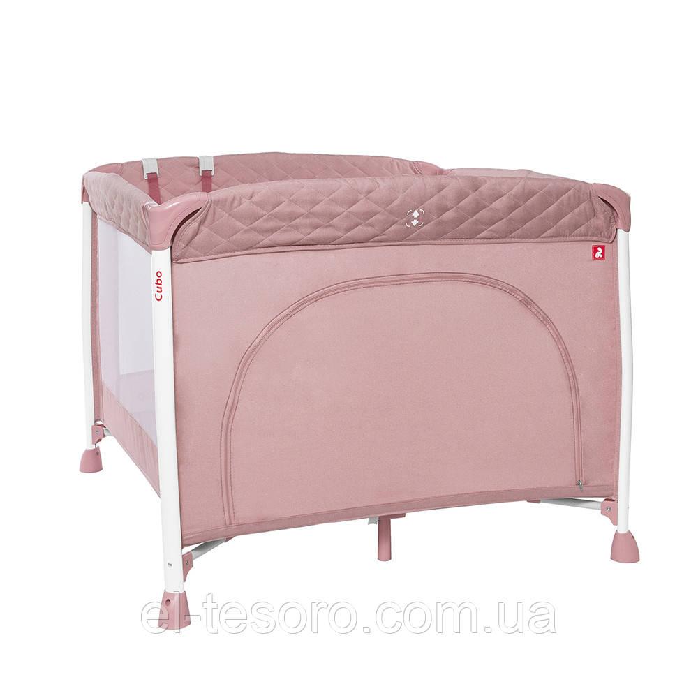 Манеж-кровать CARRELLO Cubo CRL-9205