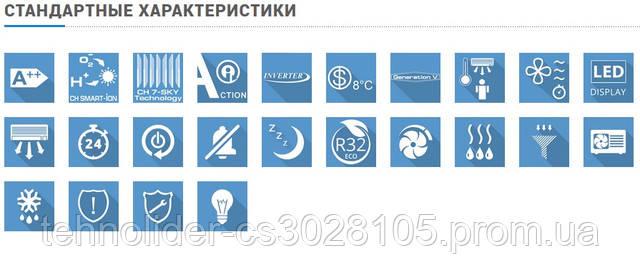 характеристики VERITAS INVERTER R32 фото
