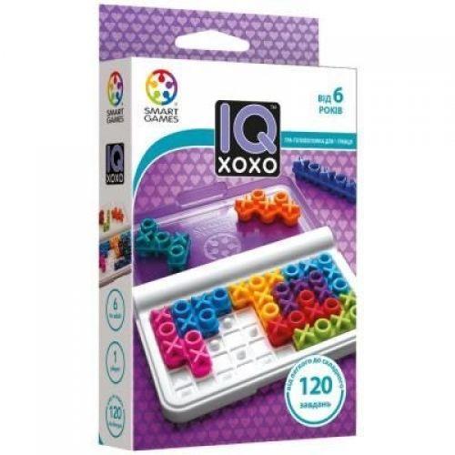 IQ XOXO настольная игра