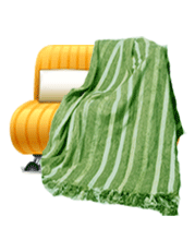 Пледы, покрывала, одеяла