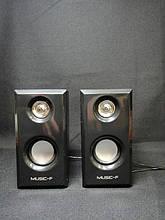 Колонки для компьютера Music F D-092 Black