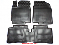 Полиуретановые коврики в салон Peugeot Expert II с 2007- 2.0