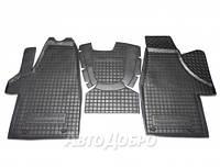 Полиуретановые коврики в салон Volkswagen Transporter T5 с 2003-