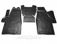 Полиуретановые коврики в салон Volkswagen T5 Multivan (1+1) с 2003-