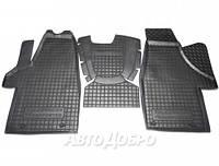 Полиуретановые коврики в салон Volkswagen Transporter T5 Caravela (1+1) с 2010-