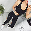Костюм женский для фитнеса  мил310
