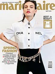 Женский журнал Мари Клер Украина Marie Claire UA выпуск №03 (117) март 2019