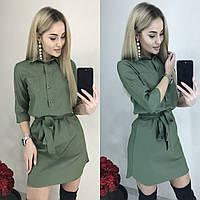 Платье / джинс / Украина 26-0142