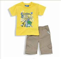 Костюм футболка+шорты для мальчишек, Германия