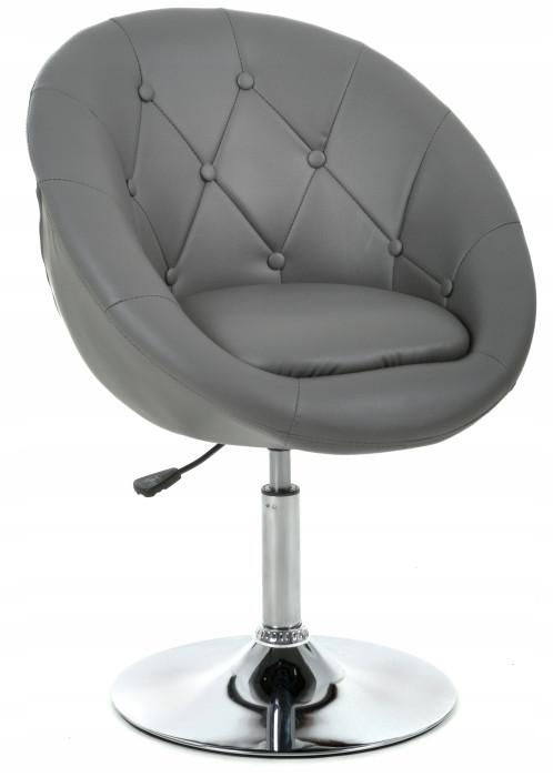 Барный стул хокер Angelo серый (17101)