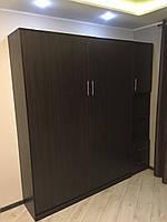 Шкаф-кровать трансформер с пеналом 188