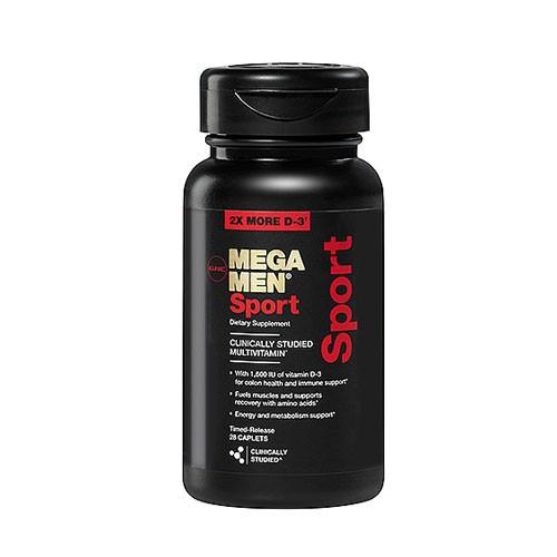 Витамины GNC Mega Men Sport 28 caps