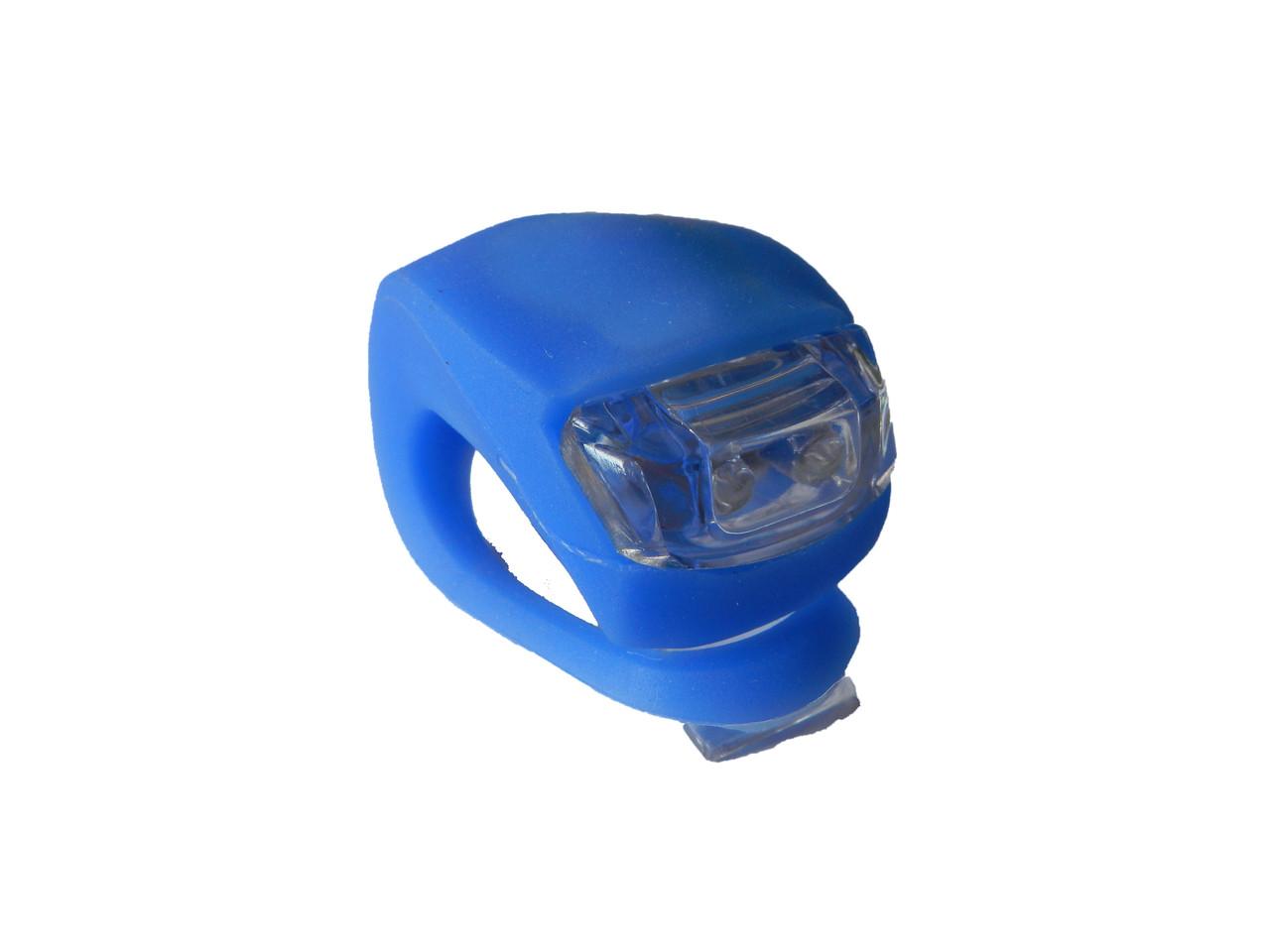 Фонарь HJ008 синий