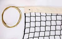 Сітка для великого тенісу (р-н 12,8х1,08м, осередок 5х5см, з метал.тросом), фото 1