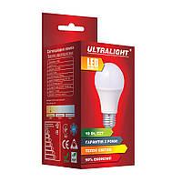 Светодиодная лампа A60-10W-Y-E27