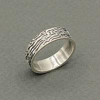 """Серебряное кольцо """"Империя"""" черненое"""