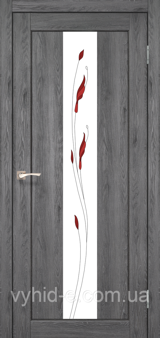 Двери межкомнатные КОРФАД PR-10