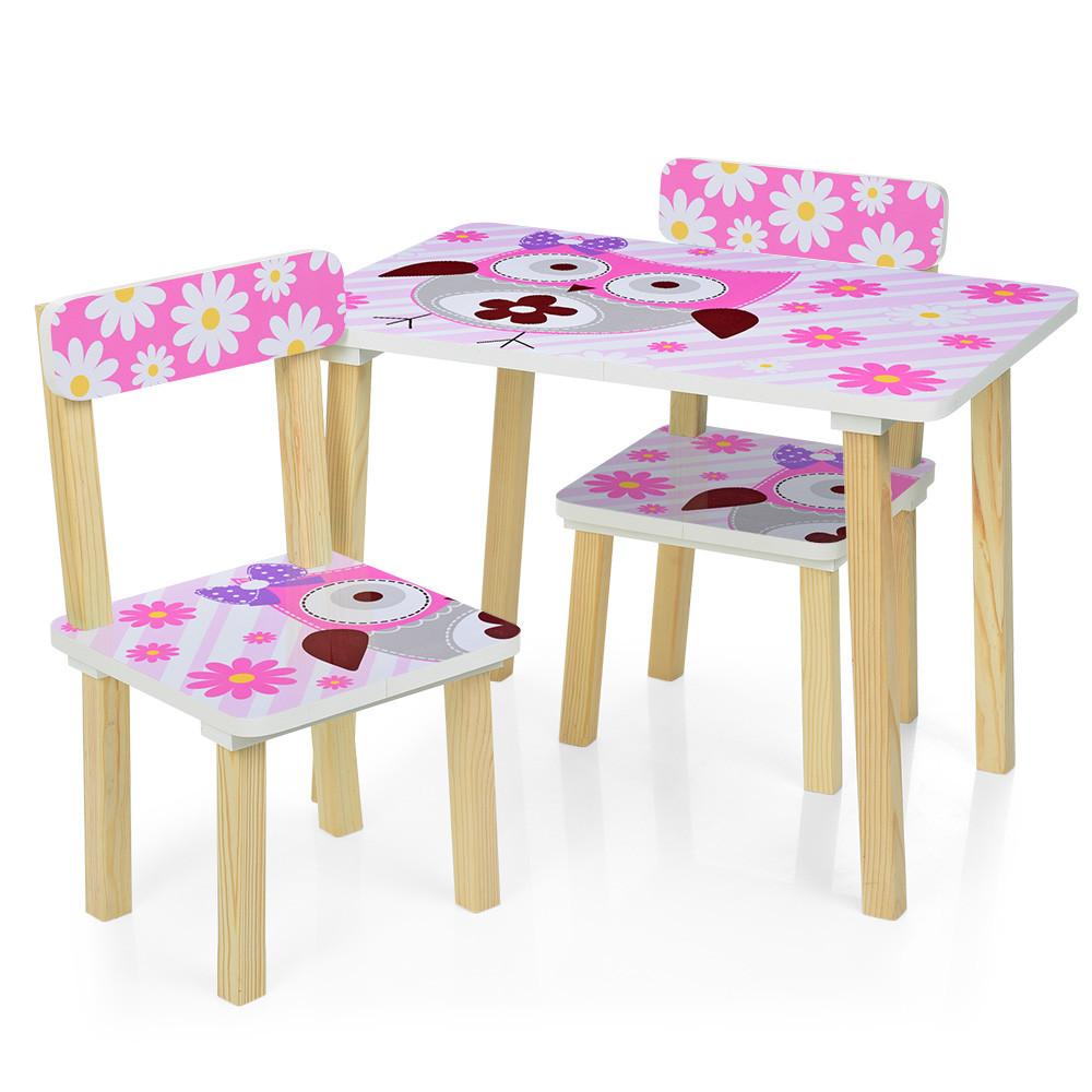 Столик 501-63 Розовый BAMBI