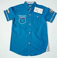 Рубашка-шведка  для мальчика рост 140-146 см, фото 1