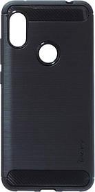 Накладка Xiaomi Redmi Note6 Pro slim TPU iPAKY