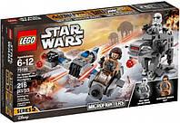 Конструктор LEGO Star Wars Ski Speeder vs First Order Walker Microfighters 75195