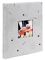 Свадебный фотоальбом c фоторамкой на 40 страниц, фото 1