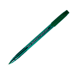 Ручка масляная Silk синяя BM.8358-01, фото 2