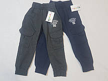 Детские спортивные штаны с карманами (1904/7)