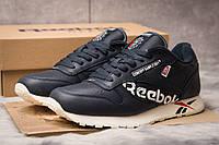 b5200027 Кроссовки мужские Reebok Classic, темно-синие (15181) размеры в наличии ▻ [  41 42 43 44 ]
