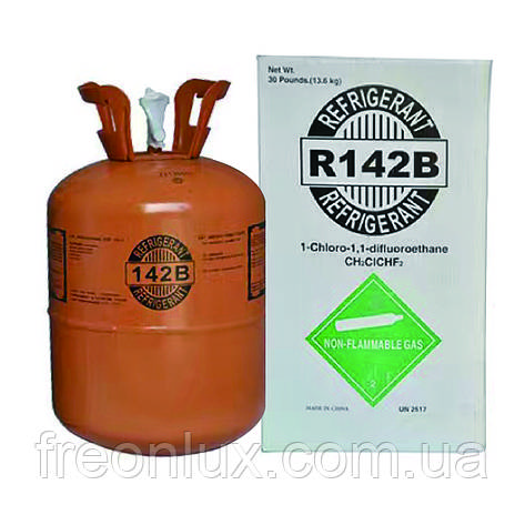 Холодоагент R142В 13,6 кг, фото 2