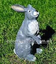 Садовая фигура Заяц, фото 2