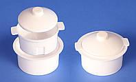 Контейнер для дезинфекции мелкого стоматологического и маникюрного интрумента, 120 мл