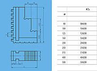 Кулачки прямые (внешние) SCVB 200/4-2  TYP 243849.0 204200 TOS Svitavy