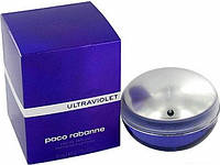 Женская туалетная вода Ultraviolet Paco Rabanne 80 мл, фото 1