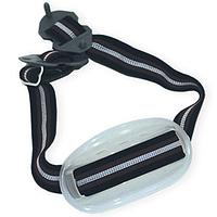 Крепление к каске с пластмассовым подбородником