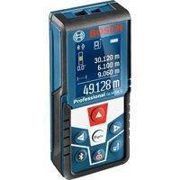 Лазерный дальномер BOSCH Professional GLM 50 С, в чехле