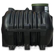 Септик  с аэробной доочисткой, Eko Roto,  САД , Эколайн  , 3000 Литров , Польша