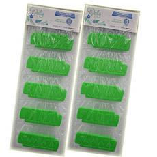 Разделители педикюрные деликатные Doily (5 пар\пач) из пенополиэтилена