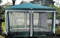 Шатер палатка Х-2902 Mimir тент со стенками и москитной сеткой для отдыха, садовый