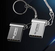 Супер мини Флешка 32 Gb SUPER MINI USB 32Gb мини флешка