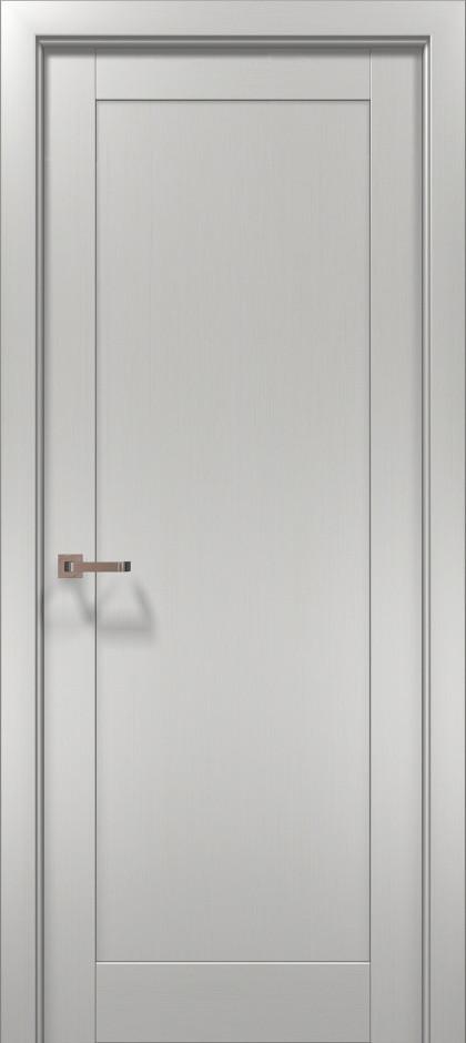 """Двери межкомнатные Папа Карло """"Optima-03 F"""" клен белый"""