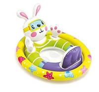 Детский надувной круг с трусиками - Intex 59570 Кролик