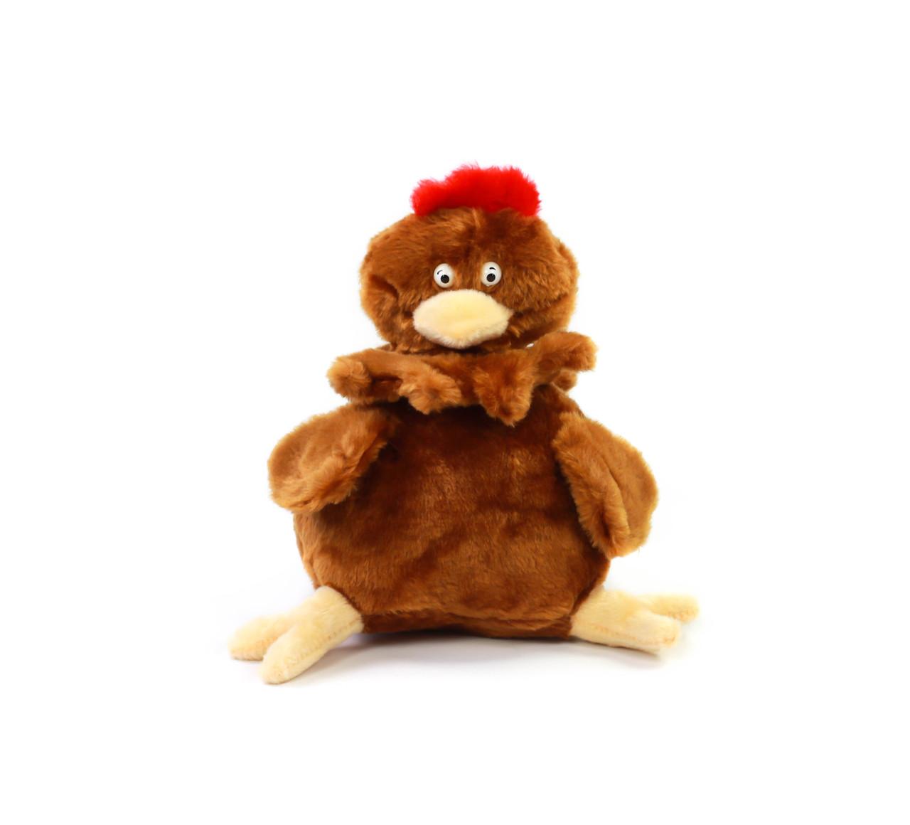 М'яка іграшка Курка Дзьоба