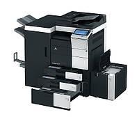 Черно-белое МФУ с цветным сканером Konica Minolta bizhub 654e формата А3
