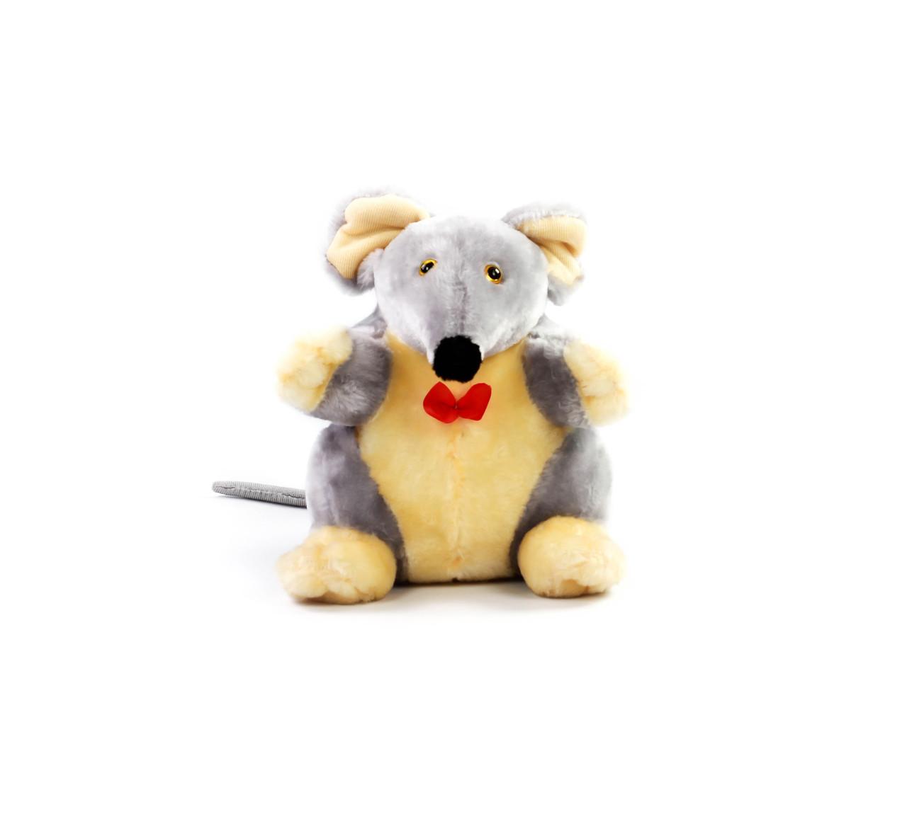 М'яка іграшка Пацюк Барин