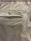 Модные подростковые котоновые брюки для мальчика 134 см, фото 7